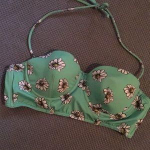 Modcloth Swim - Daisy High Waisted Swimsuit